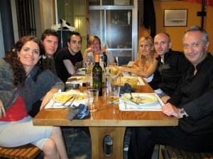 Bidasoa Folk-con amigos